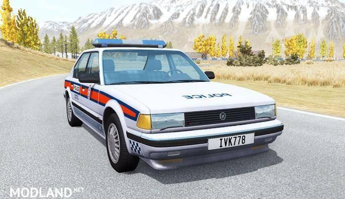 ETK I-Series Police Traffic v 0.6 [0.15.0]